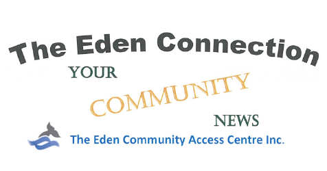 The Eden Connection Newsletter #Dec 2020/Jan 2021