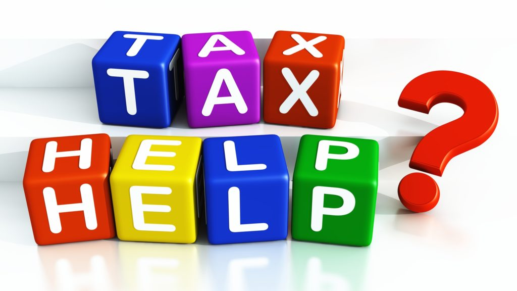 Tax Help at the Access Centre